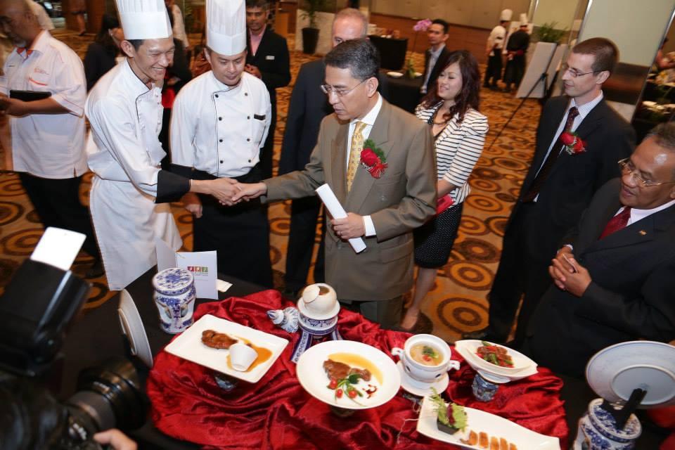 Guest-of-Honour YB Dato' Ahmad Fauzi Zahari, MP Setiawangsa